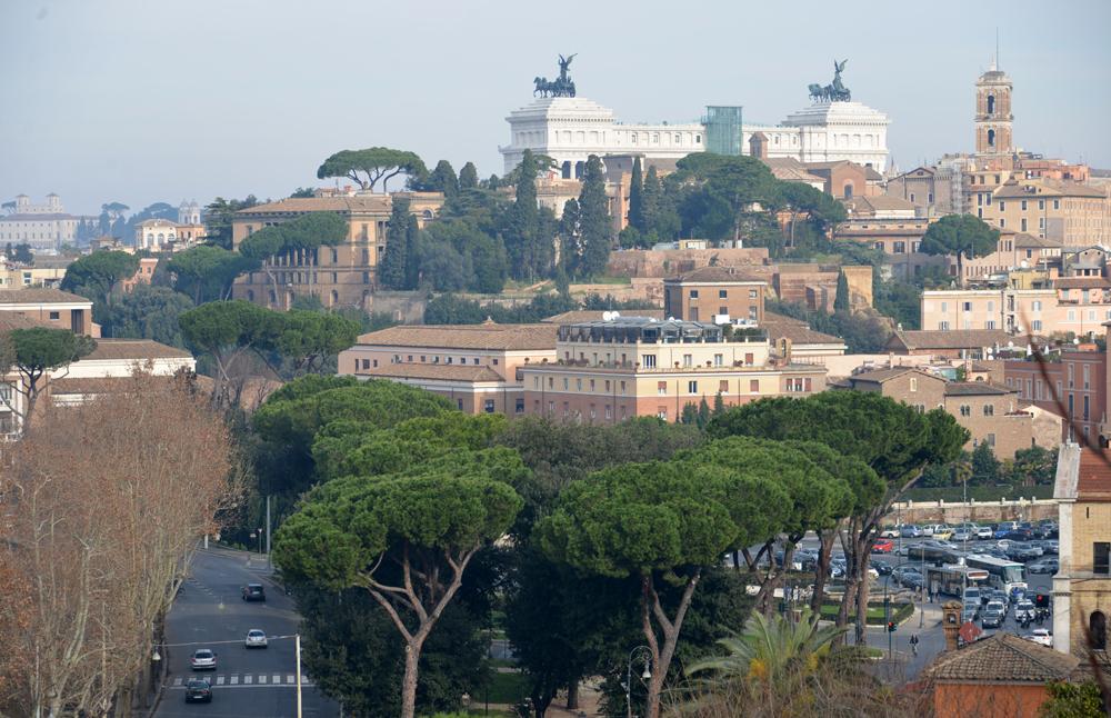 Rome 12 JAN 2014 VIEW 2
