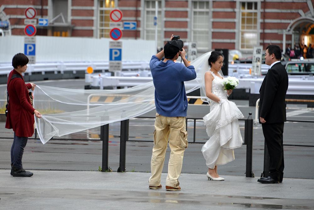Japan 3 April 2014 Tokyo Wedding 2