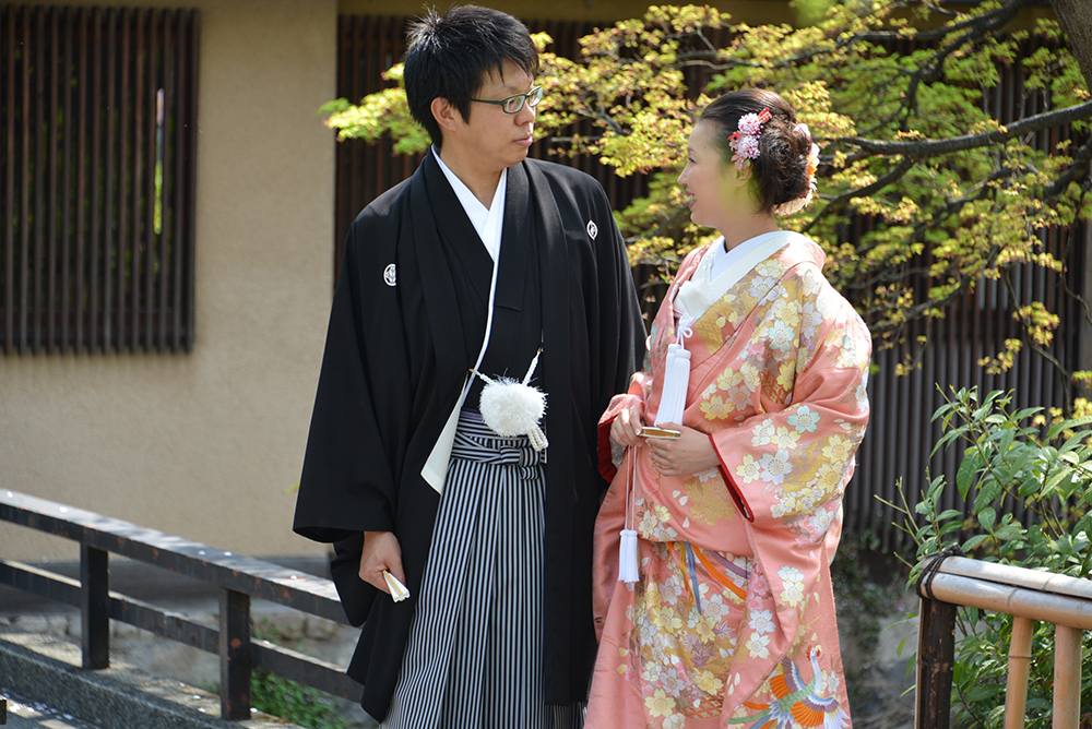 Kyoto Wedding 3