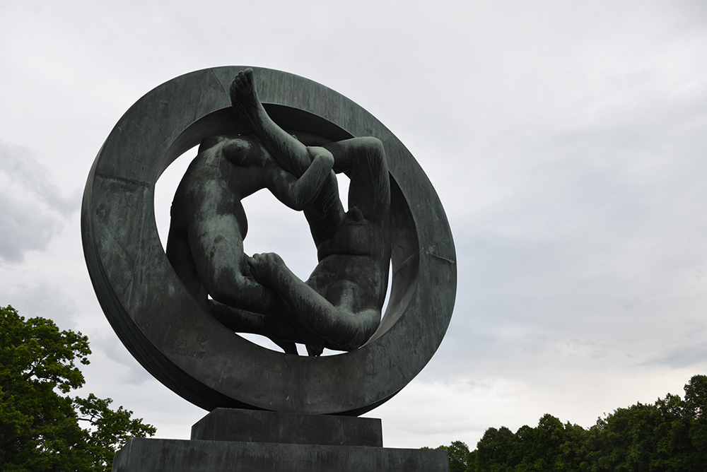 10 June OSLO Norway 2014 80 VIGELAND 12