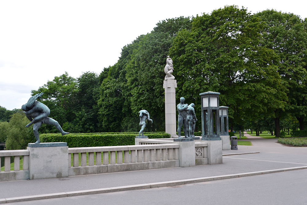 10 June OSLO Norway 2014 80 VIGELAND 15