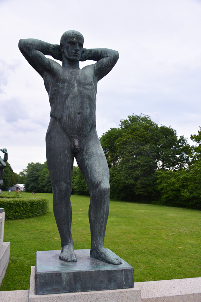 10 June OSLO Norway 2014 80 VIGELAND 17