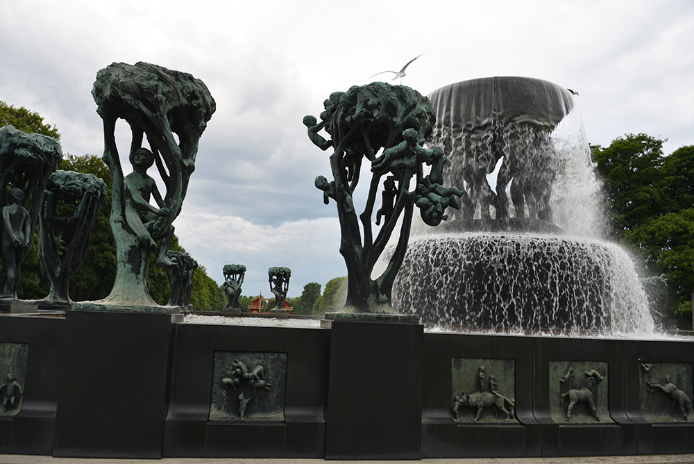 10 June OSLO Norway 2014 80 VIGELAND 22