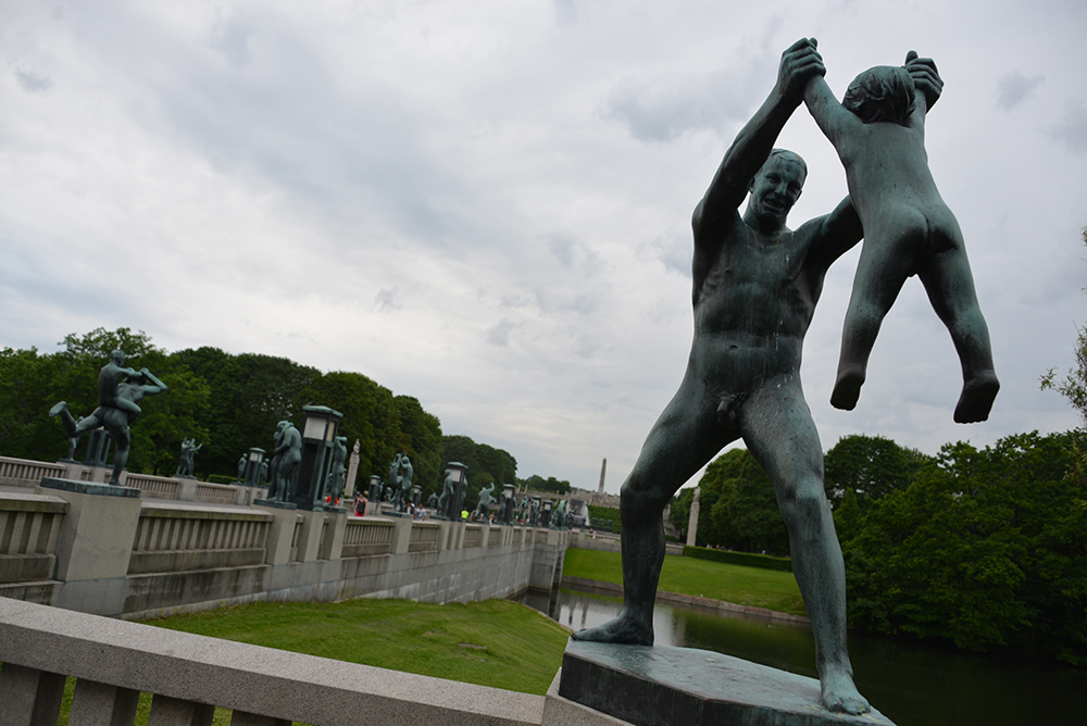 10 June OSLO Norway 2014 80 VIGELAND 5