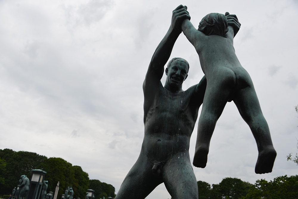 10 June OSLO Norway 2014 80 VIGELAND 6