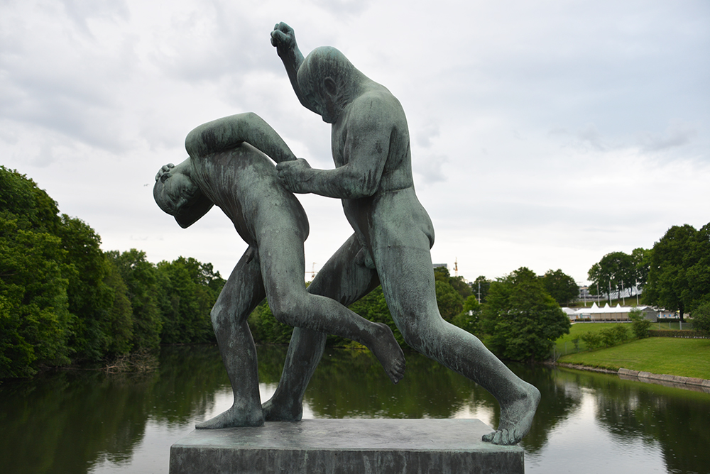 10 June OSLO Norway 2014 80 VIGELAND 9