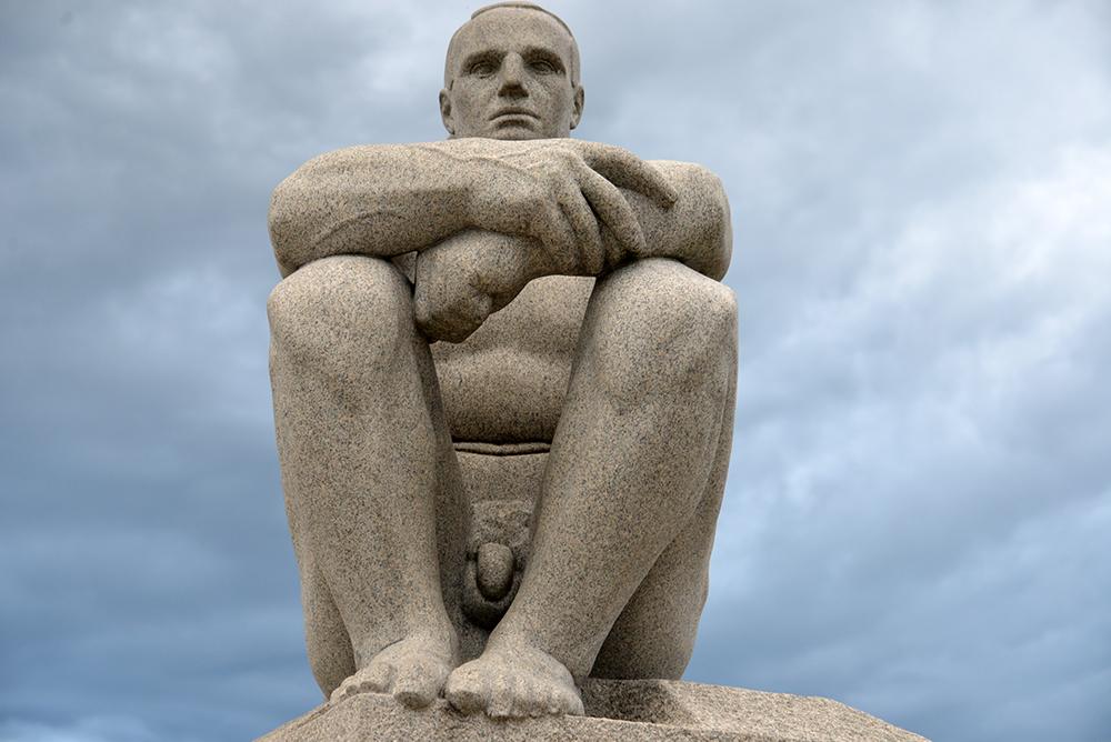 10 June OSLO Norway 2014 81 VIGELAND Monument 11
