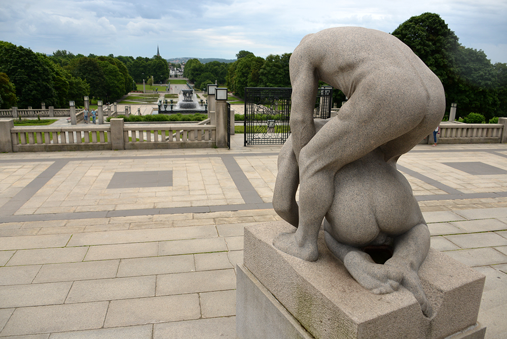 10 June OSLO Norway 2014 81 VIGELAND Monument 13