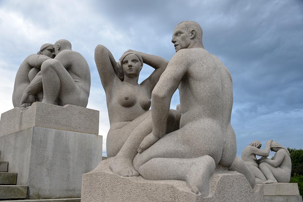 10 June OSLO Norway 2014 81 VIGELAND Monument 3