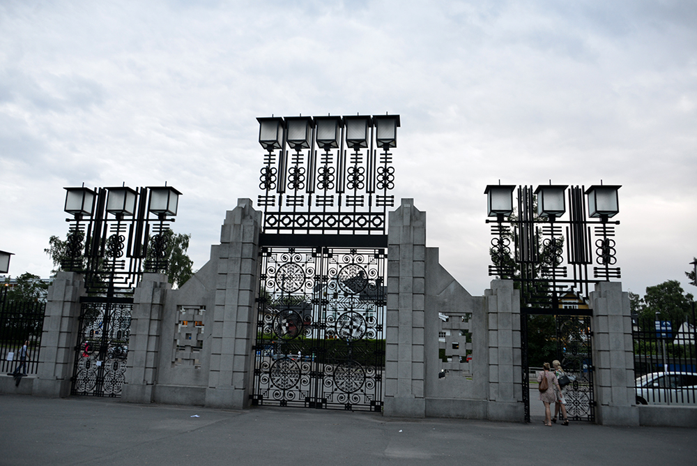 10 June OSLO Norway 2014 81 VIGELAND Monument 33