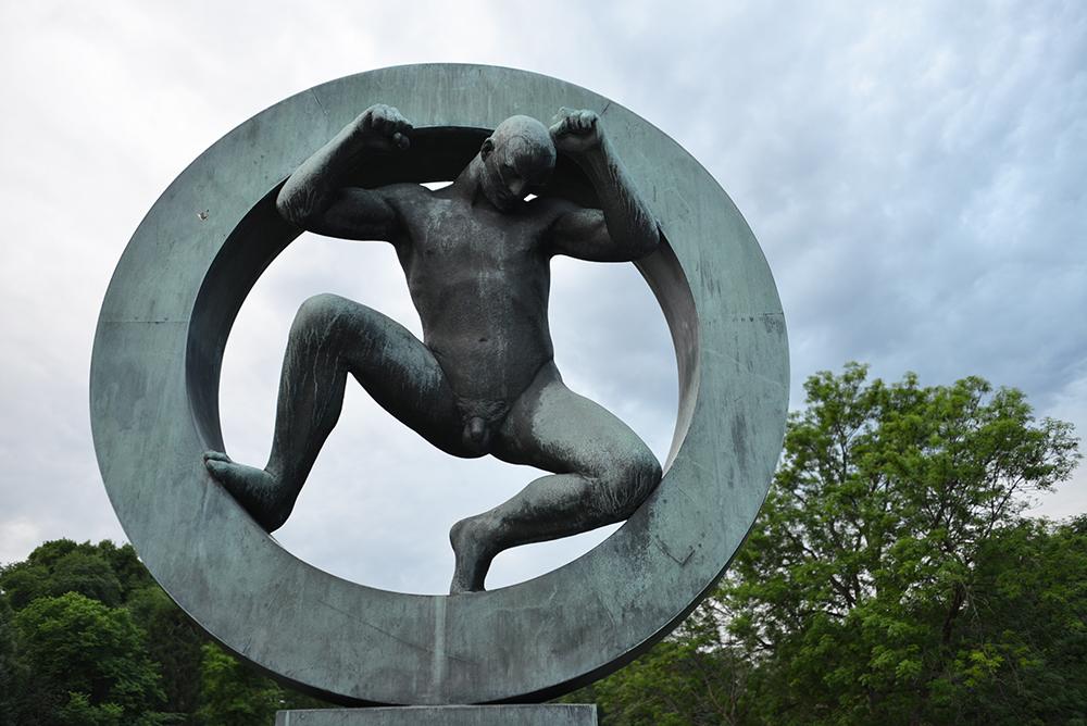 10 June OSLO Norway 2014 81 VIGELAND Monument 46