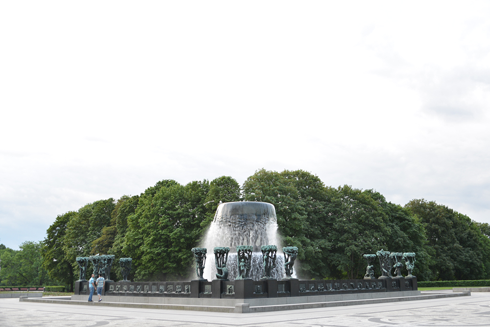 10 June OSLO Norway 2014 81 VIGELAND Monument 48