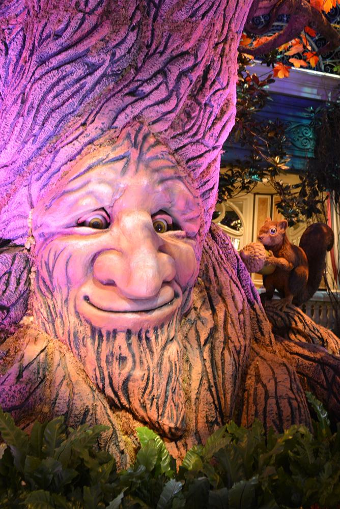 Сказочный лес в Лас-Вегасе