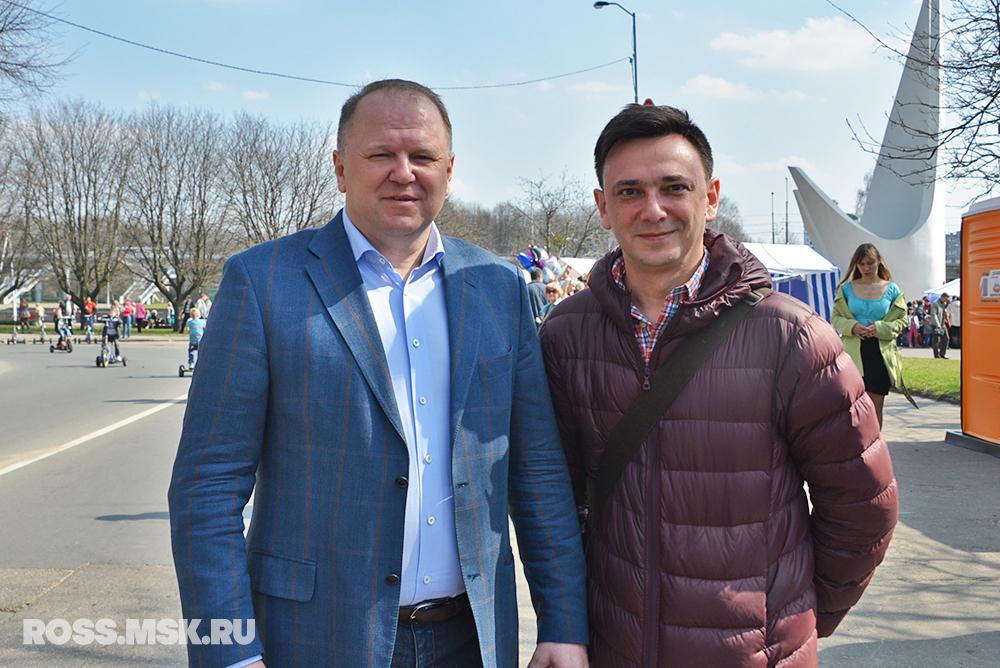 Дмитрий Росс, Николай Цуканов
