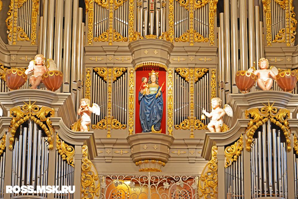 _Organ Cathedral Kaliningrad 5 Apr 2015 2
