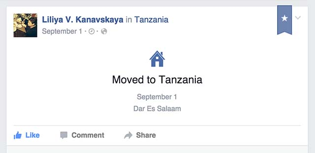 Tanzania L. Kanavskaya