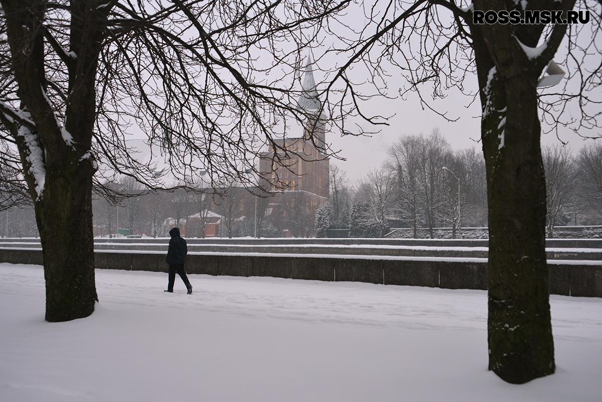 _01_2016 Schnee in Kaliningrad 15
