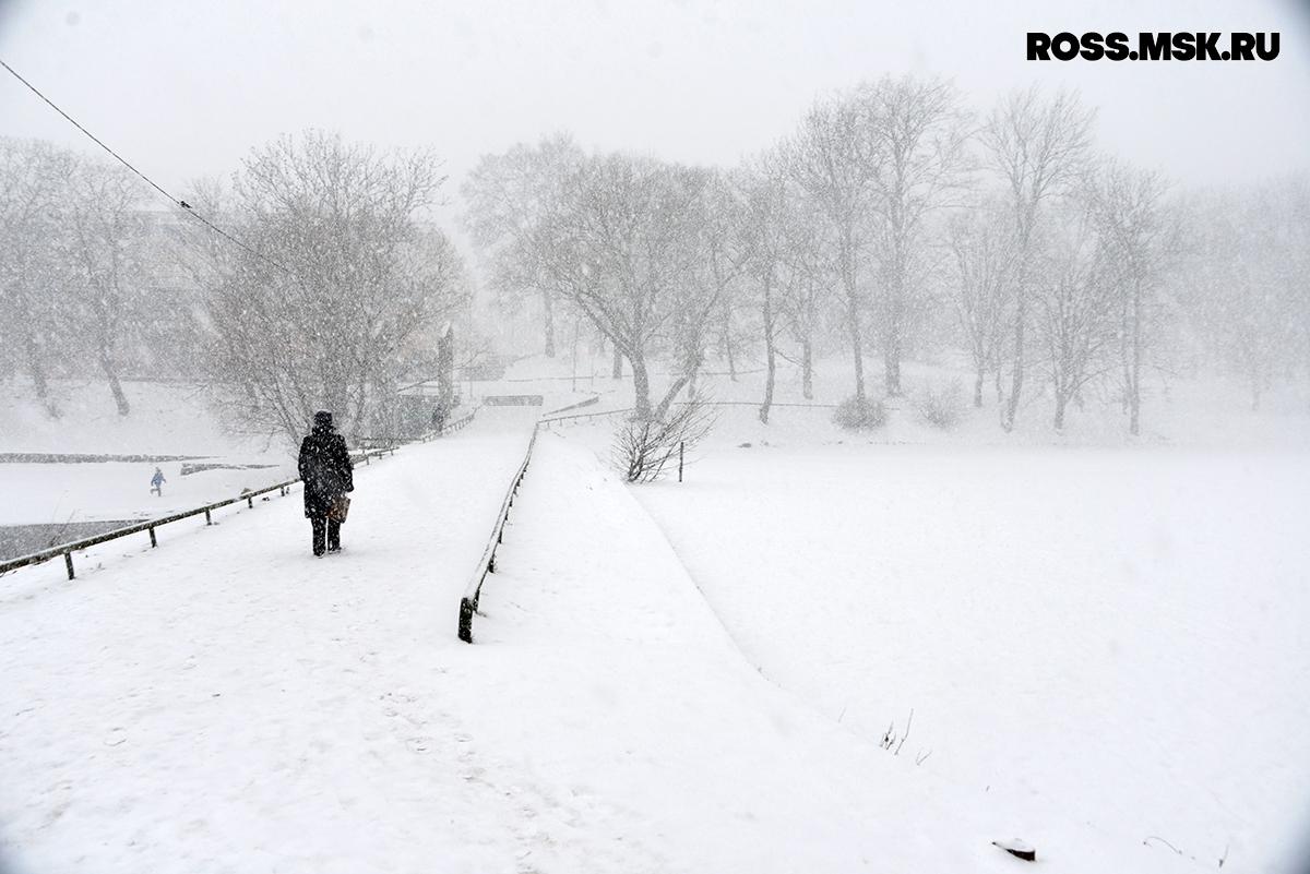 _01_2016 Schnee in Kaliningrad 3