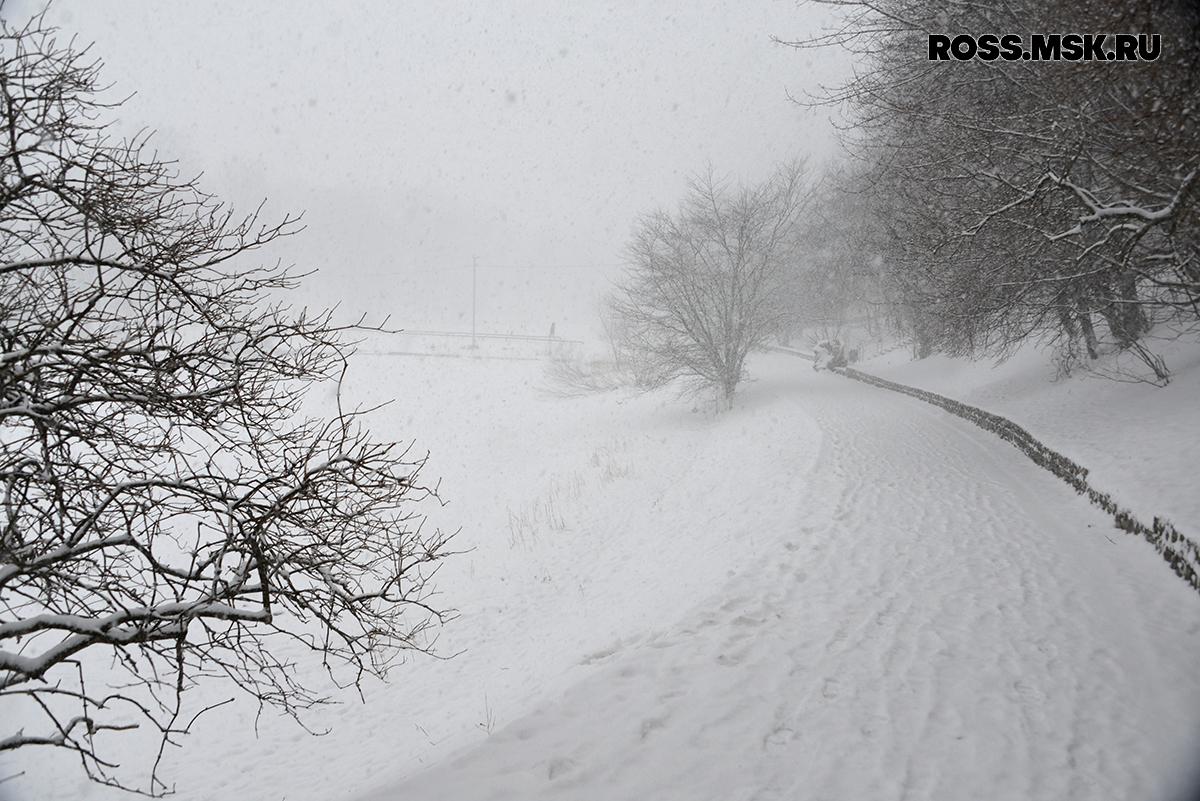 _01_2016 Schnee in Kaliningrad 4