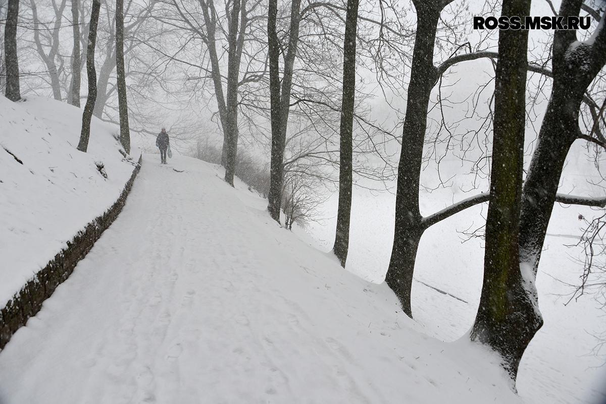 _01_2016 Schnee in Kaliningrad 7