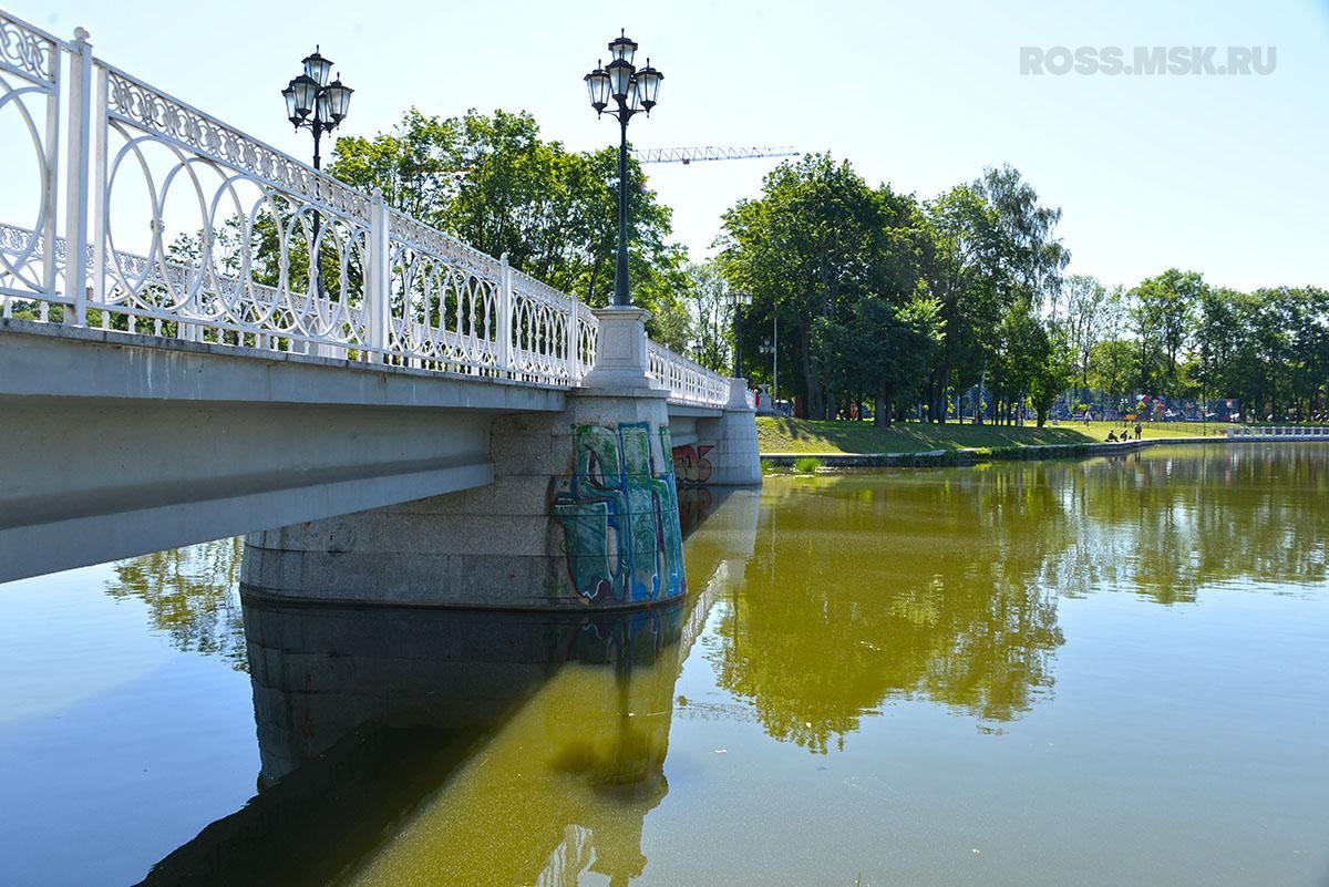 Путешествие в Калининград. Верхнее озеро