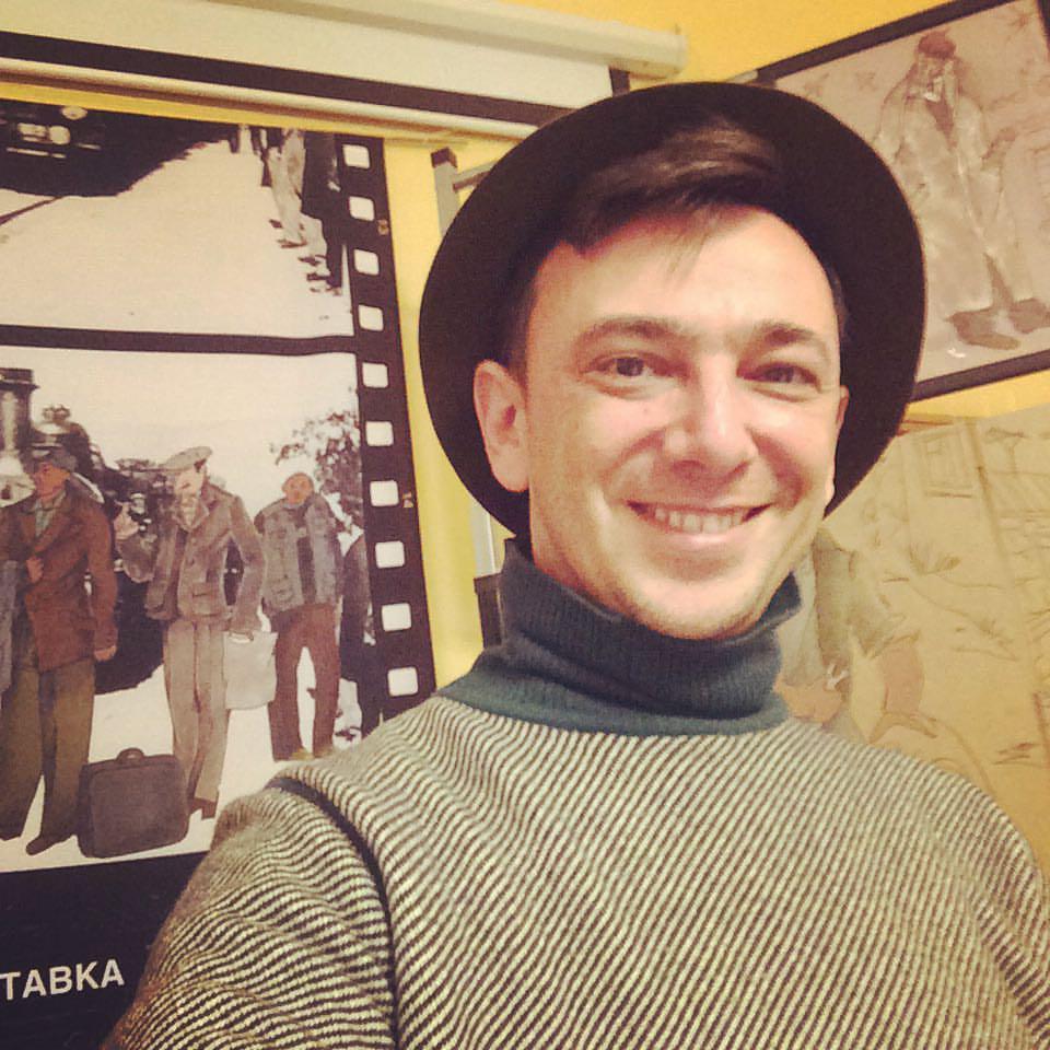Дмитрий Росс