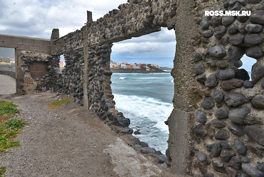 Путешествие в Испанию. Тенерифе, Канарские острова