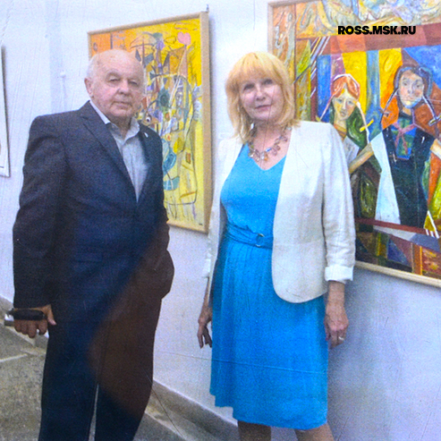 Путешествие в Калининград – Художники Калининграда