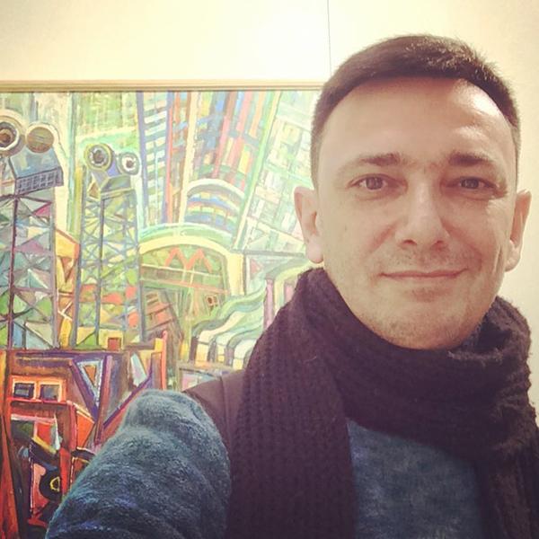 Дмитрий Росс. Путешествие в Калининград – Художники Калининграда