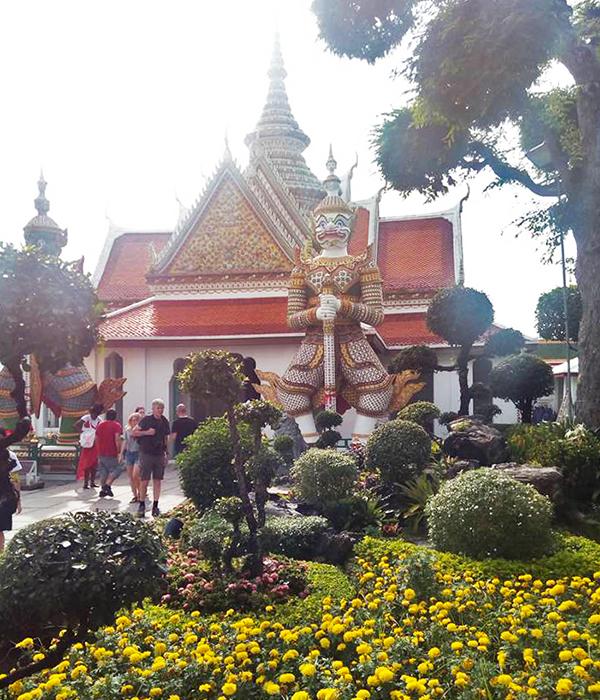 Путешествие в Тайланд - Бангкок, Паттайя, Пхукет