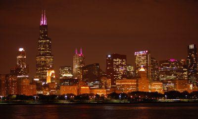 Путешествие в Америку. Чикаго